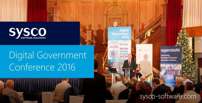 Digital Government Conference Microsoft Dynamics